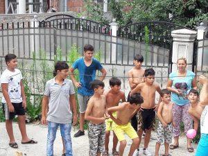 sport en spel tijdens bijbelweek2