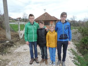 Bouwstenen voor de vier broers Valjevac
