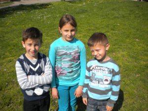 Kinderen blij met renovatie school in Modrica