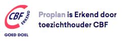 Stichting Proplan CBF erkend