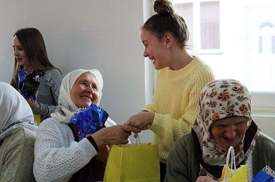 Moeders van Srebrenica