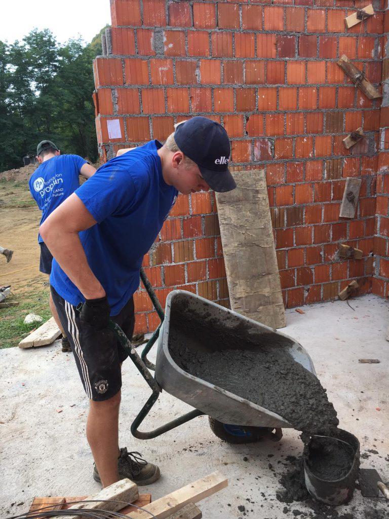 jongere stort cement zorgcentrum weduwen
